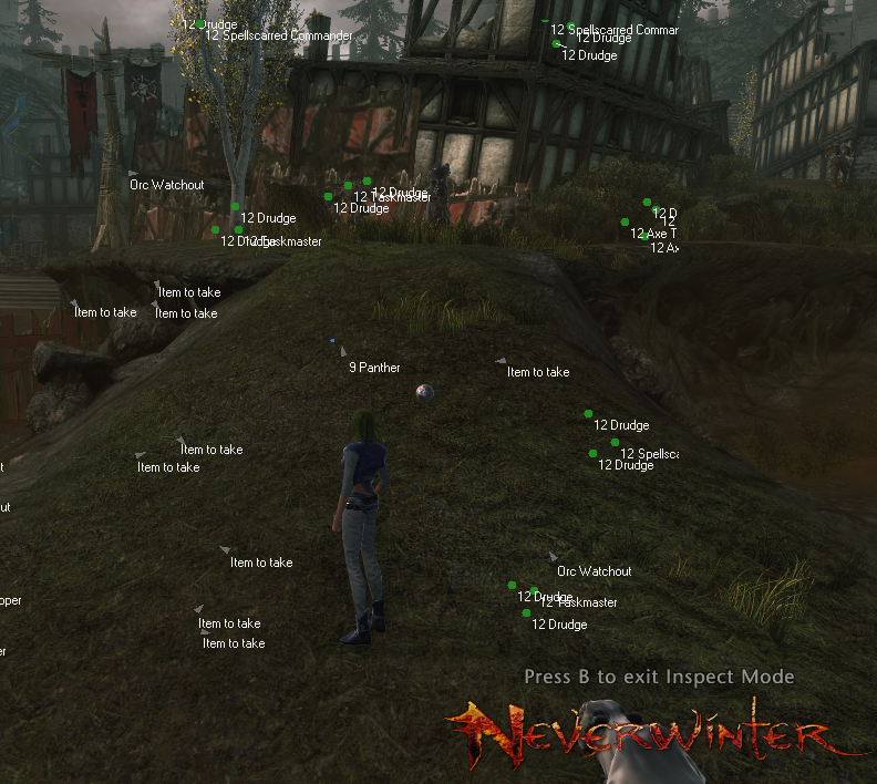 Neverwinter Bot